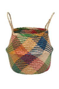 Sunny Day Seagrass Basket