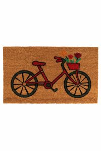 Bicycle Doormat