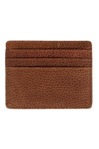 Brown Cardholder Eco-Leather